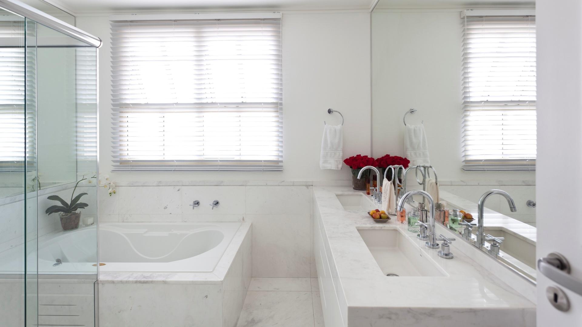 Granito branco: 8 ideias sensacionais para usar na sua casa