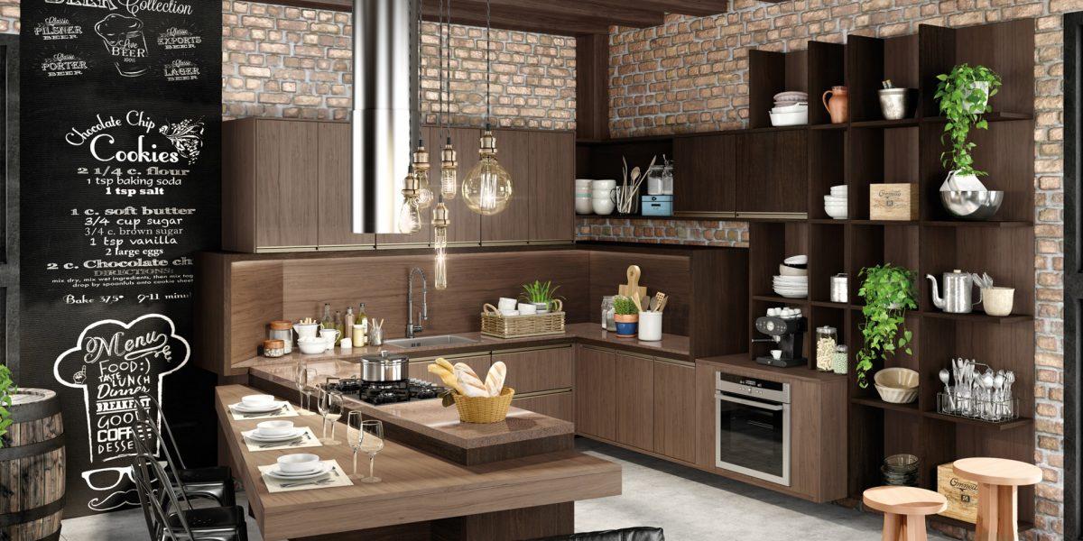 Móveis planejados:cozinha linda com ilha e muitos armários