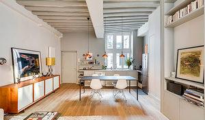 Móveis planejados: sala de estar e jantar