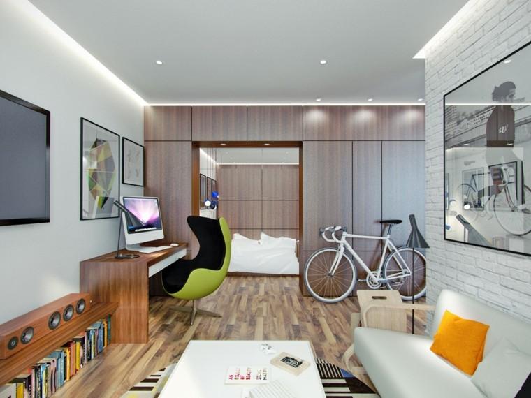 Móveis planejados: sala de estar