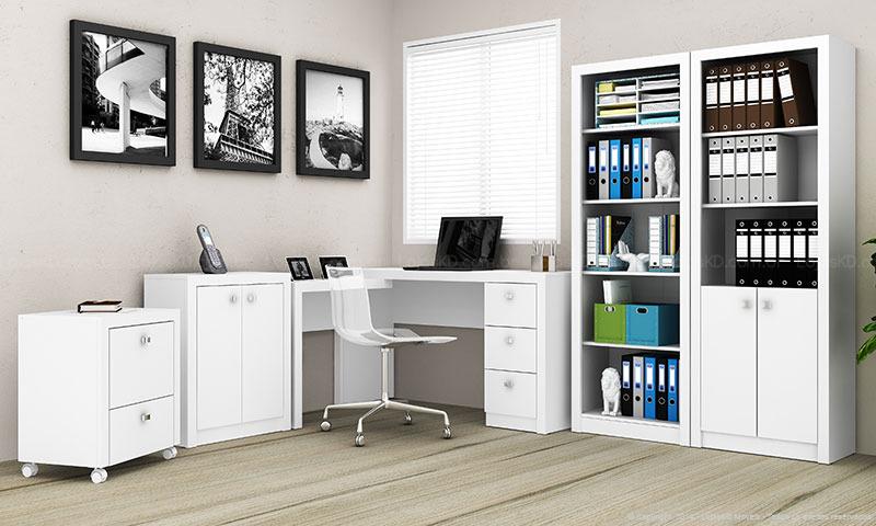Móveis planejados: para o escritório