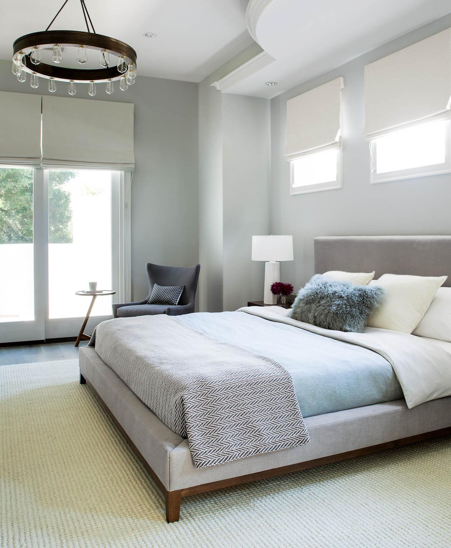 Decoração de quarto de casal: destaque para iluminação