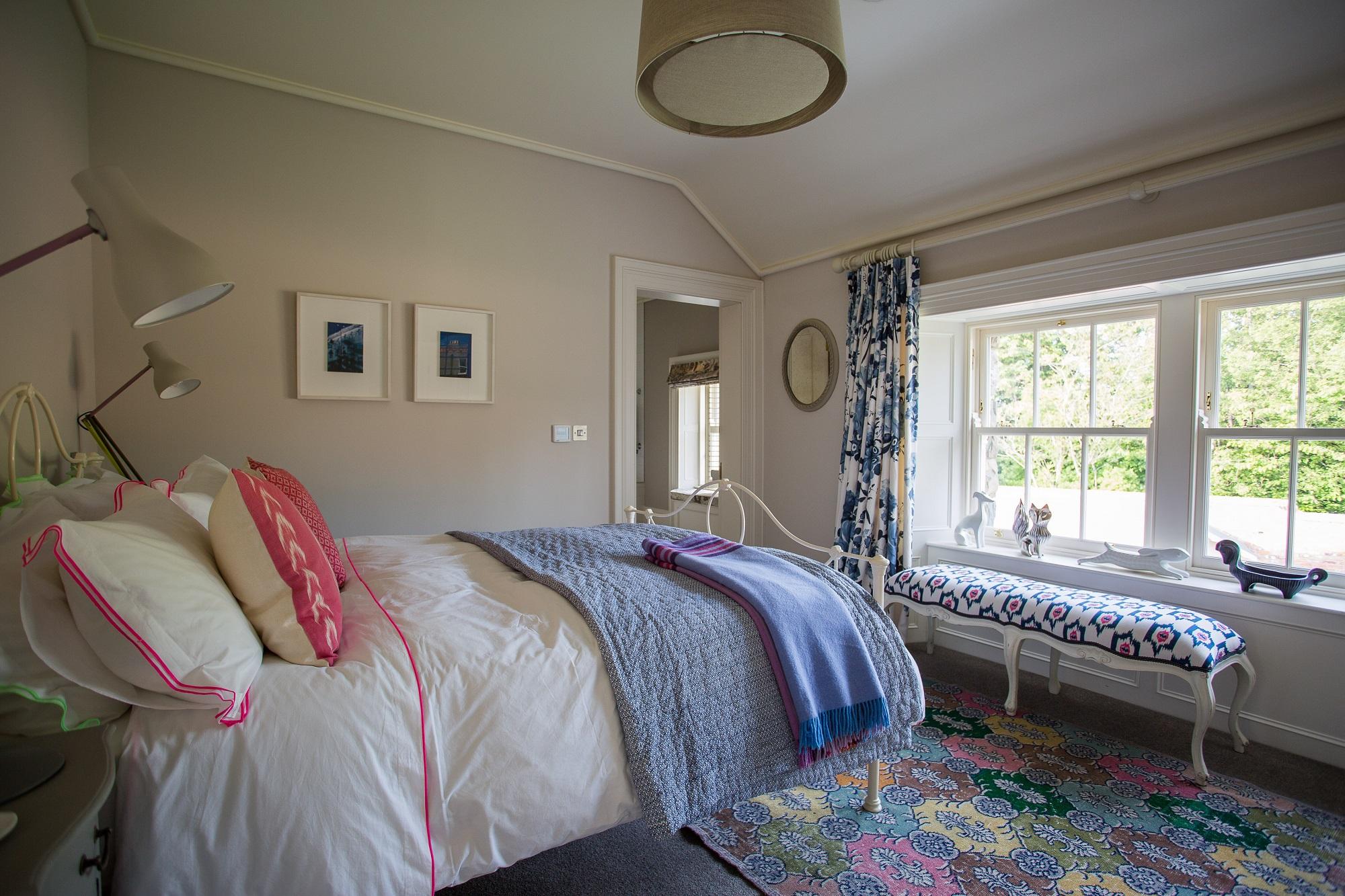 Decoração de quarto de casal: conforto até demais