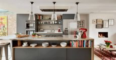 Cozinha americana: invista nesta ideia