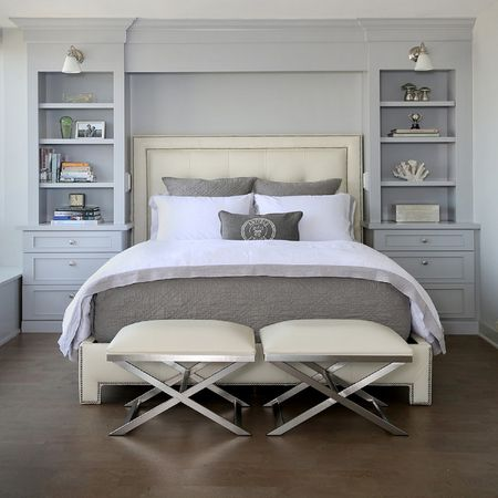 Decoração de quarto de casal: muito bonito