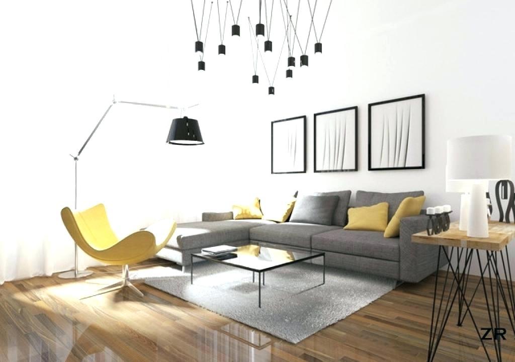 Salas decoradas: linda e limpa