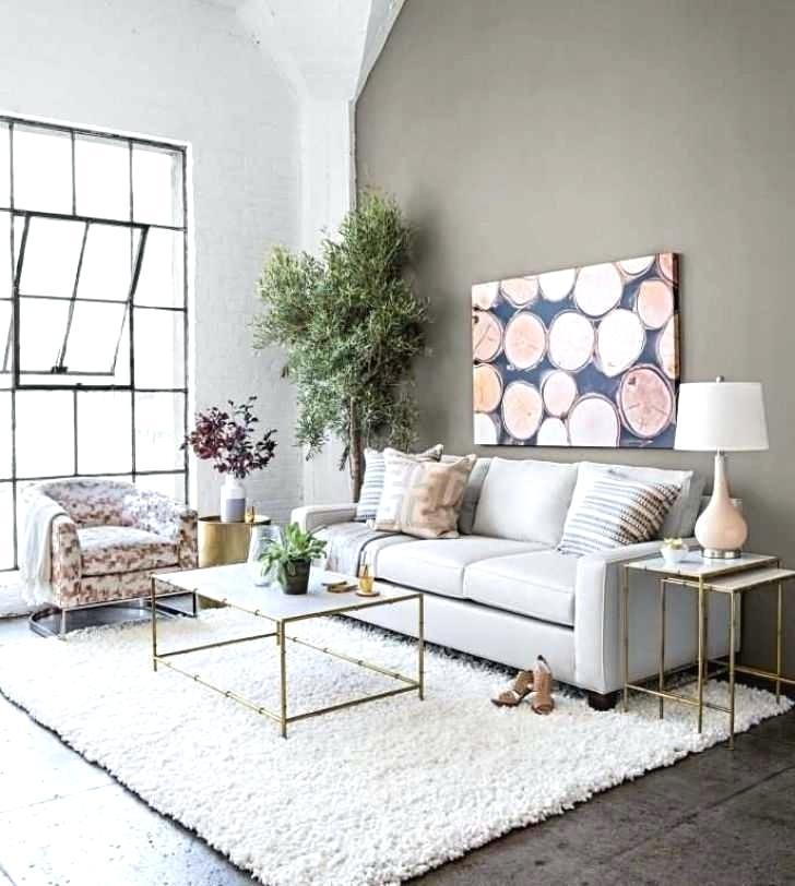 Salas decoradas: claridade natural