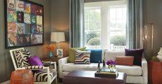 Salas decoradas: 46 inspirações para você