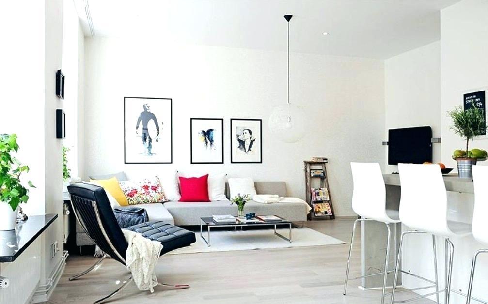Salas decoradas: ambiente claro