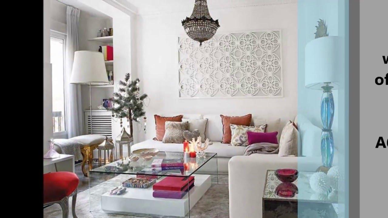 Salas decoradas: detalhes coloridos