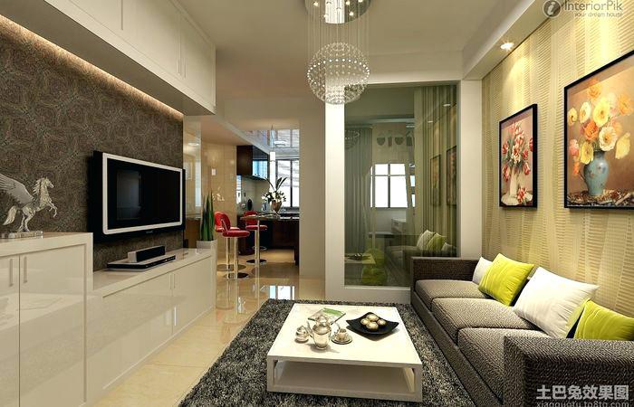 Salas decoradas: conforto