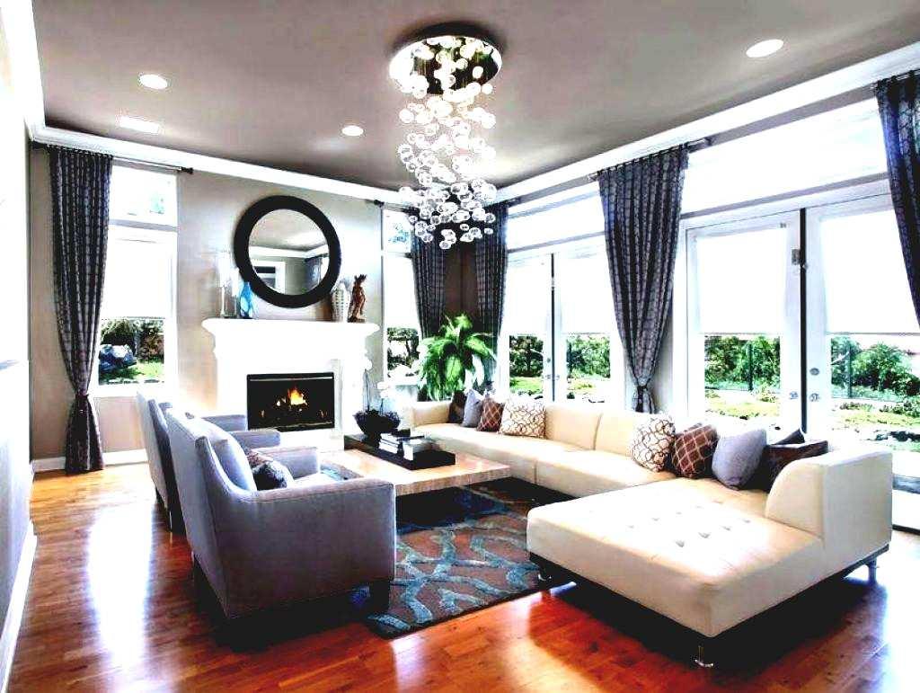 Salas decoradas: iluminada