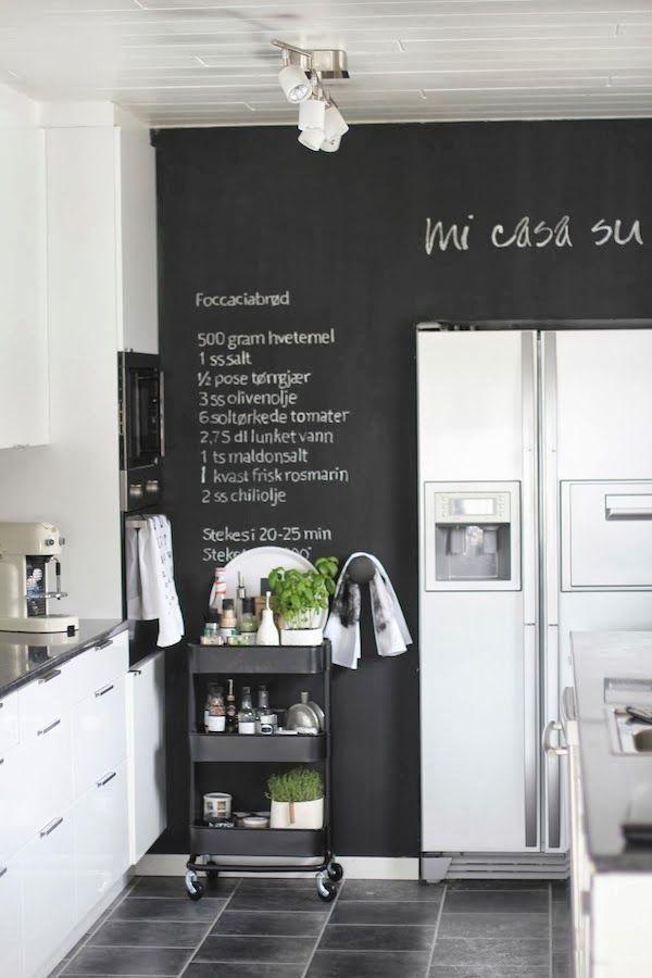 Chalckboard: uma solução de decoração