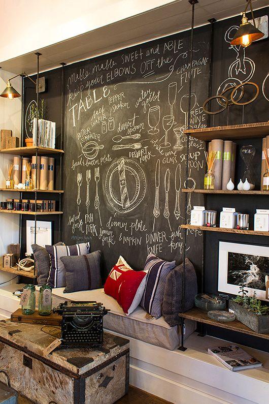 Chalckboard: uma decoração simples e barata