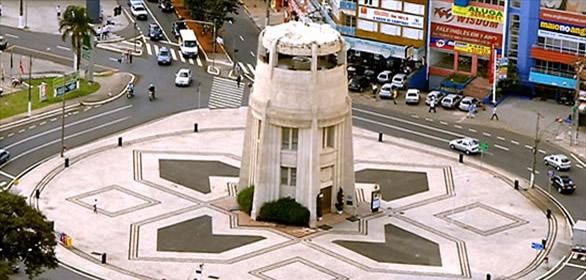 Jardim Aurelia: torre