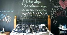 Chalckboard: uma solução de decoração simples e barata