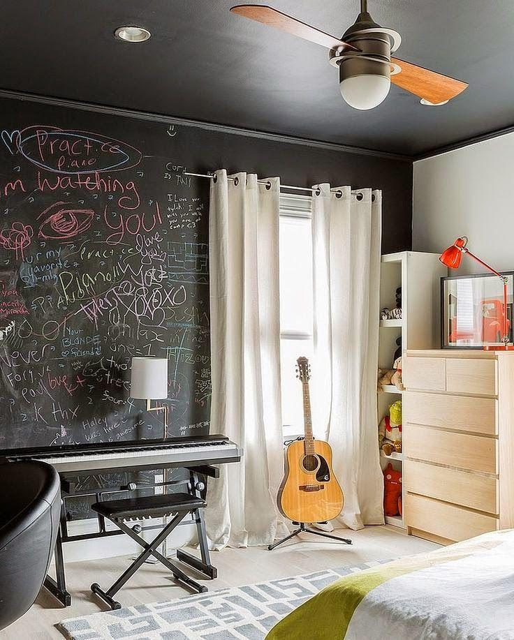 Chalckboard: mais um quarto