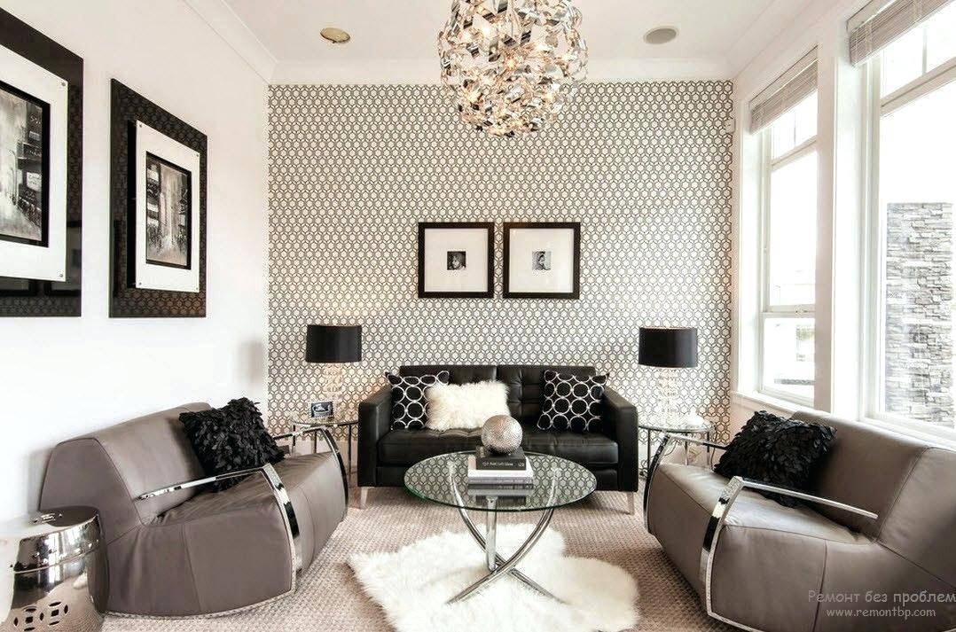 Papel de parede para sala de estar delicada