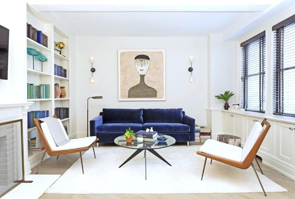 Decoração de sala: prateleiras