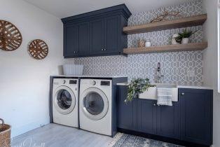 Lavanderia: como tornar o espaço bonito e funcional